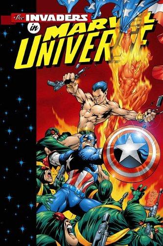 Invaders: The Eve of Destruction (Invaders (Marvel))