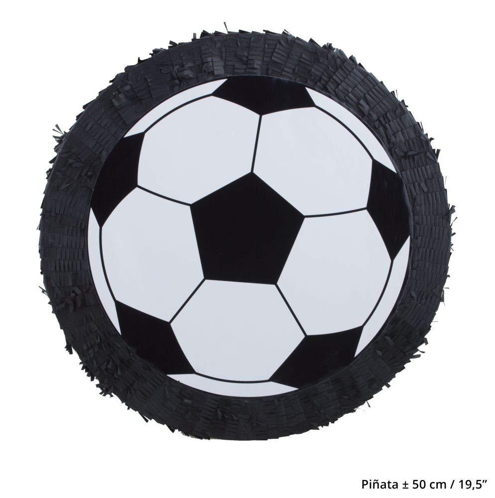 COOLMP - 1 Pelota de fútbol de 50 cm - Juguete, Disfraz y ...