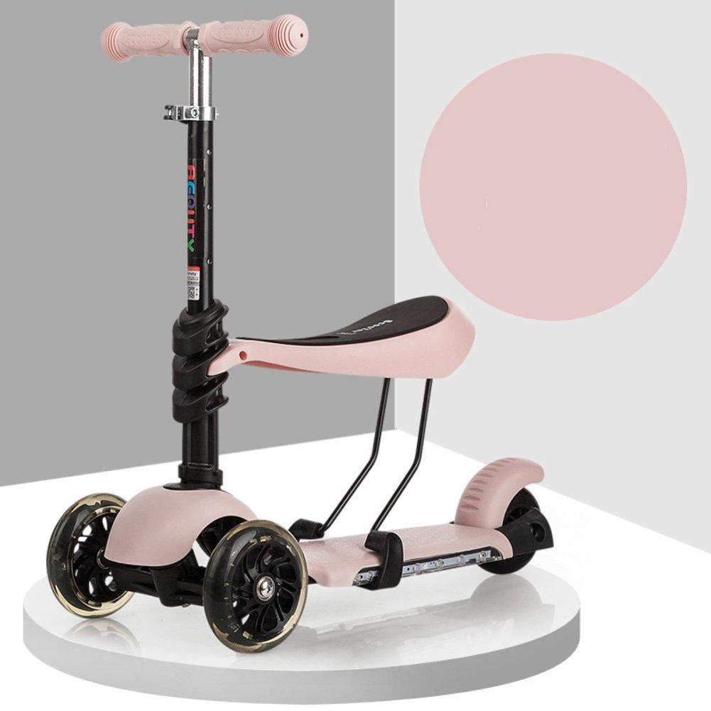 3 男 M の 1 キック スクーター, リムーバブル席と 子供のため 乗り物,幼児 子供のため の 男 三輪車,高さ調節可能 幅広のデッキ が Flash ホイール 子供のため 2-14 -D 55x25cm(22x10inch) B07FL55W3Z 55x25cm(22x10inch) M M 55x25cm(22x10inch), 介護用品販売フレッシュパーク:13fef0a6 --- rchagen.ru