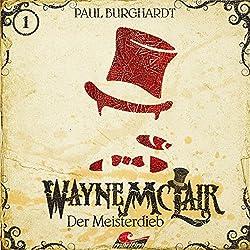 Der Meisterdieb (Wayne McLair 1)