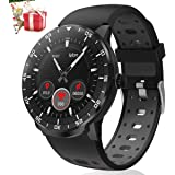Amazon.com: Anmino Smart Watch (GPS +Barometer+Altimeter+ ...
