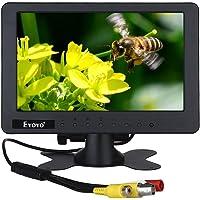7 pulgadas Monitor HD 1024 x 600 16:9