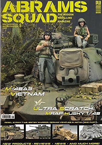 Abrams Squad #5 - The Modern Modelling Magazine - Modelling Magazine