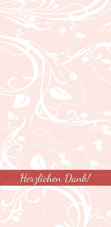 Kartenparadies Danksagung für Hochzeitsgeschenke Hochzeit Dankeskarte Blättertraum, hochwertige Danksagungskarte Hochzeitsglückwünsche Hochzeitsglückwünsche Hochzeitsglückwünsche inklusive Umschläge   10 Karten - (Format  105x215 mm) Farbe  RosaRosa B01N9U91E1 | Spaß  | Ab 3ec1d5