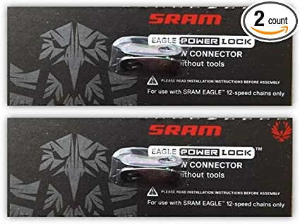 SRAM Powerlock Connector Chain Link for SRAM Eagle 12 Speed Chains