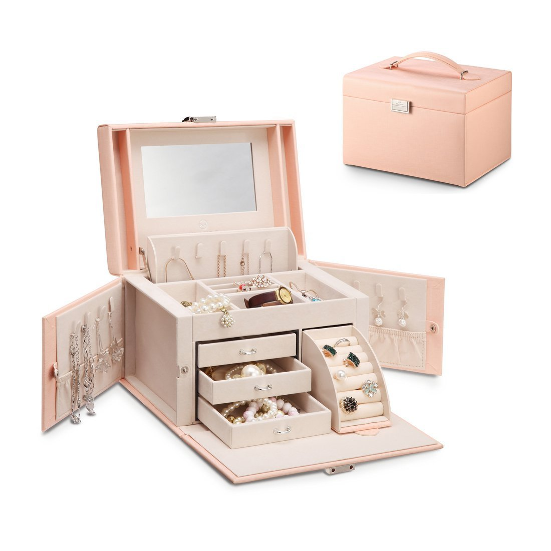 Vlando Jewelry Box