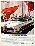 pontiac 1966 - 1966 Ad Vintage 1967 Pontiac Executive Safari Station Wagon Car Automobile YLZ2 - Original Print Ad