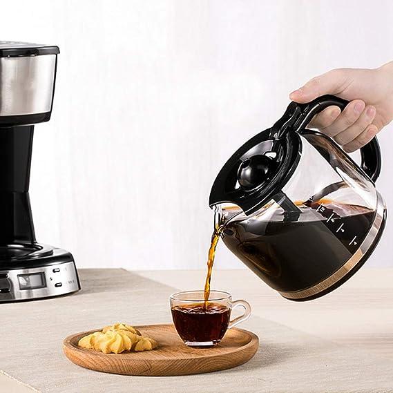 Amazon.com: Cafetera doméstica pequeña automática americana ...