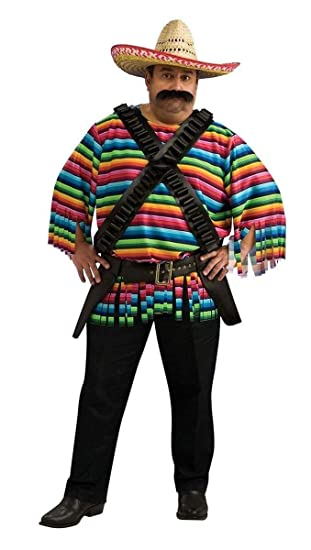 75436aedba6 Amazon.com: Rubie's Costume Co. Hombre Costume, Multicolor 17742 ...