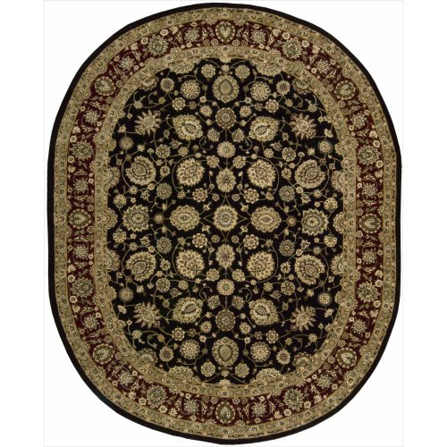 Nourison 2000 Collection Oval Rug - 7