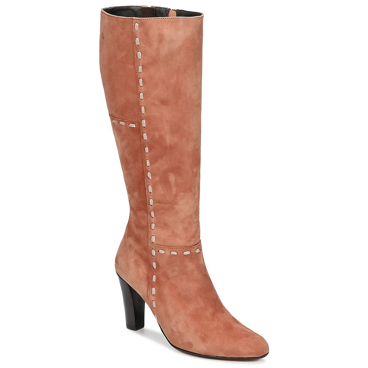 Betty London HYLANA Stiefel Damen Camel Klassische Stiefel