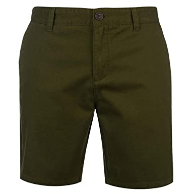 0ea6d23380 Pierre Cardin Mens Chino Shorts Button Fastening Waistband: Amazon.co.uk:  Clothing