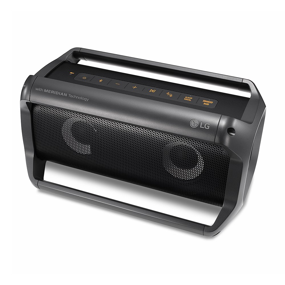 LG PK5 XBOOM Go Wireless Bluetooth Speaker with Up to 18 Hours Playback and Grab & Go Handles by LG (Image #5)