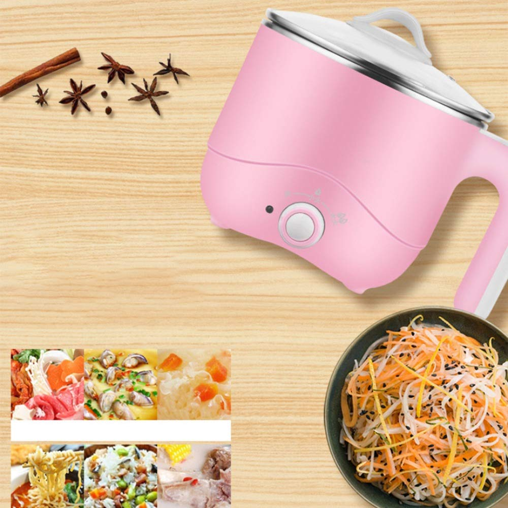 SODIAL Multi-Function Electric Cooker Low-Power Electric Hot Pot-Us Plug by SODIAL (Image #1)