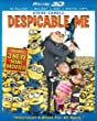 Despicable Me Four-disc Combo Blu-ray 3d Blu-ray Dvd Digital Copy by Universal Studios