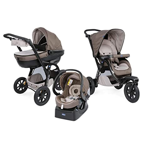 Chicco activ3 Top cochecito combinee Trio Dove Grey gris ...