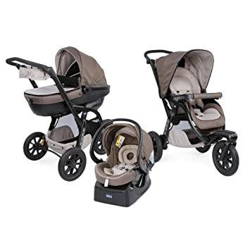 Chicco Trio-System Activ3 Top with Car Kit a9a2ddd71e6