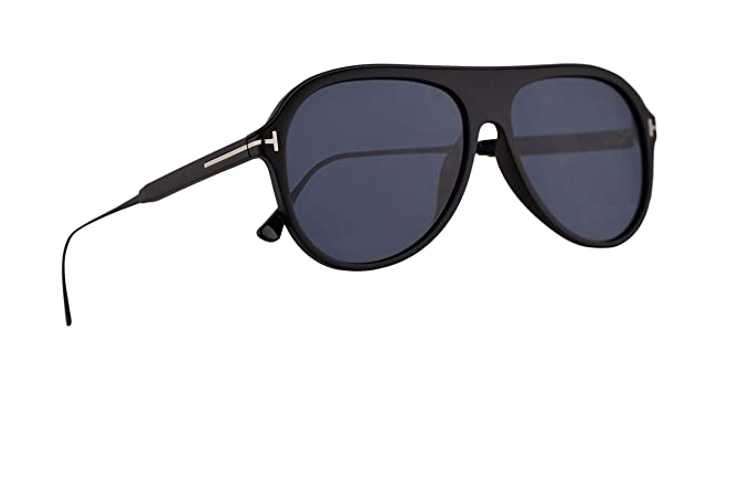 ddb9e457a4ac Image Unavailable. Image not available for. Colour  Tom Ford FT0624 Nicholai-02  Sunglasses ...