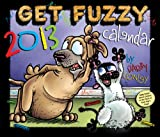 Get Fuzzy 2013 Day-to-Day Calendar, Darby Conley, 1449415970