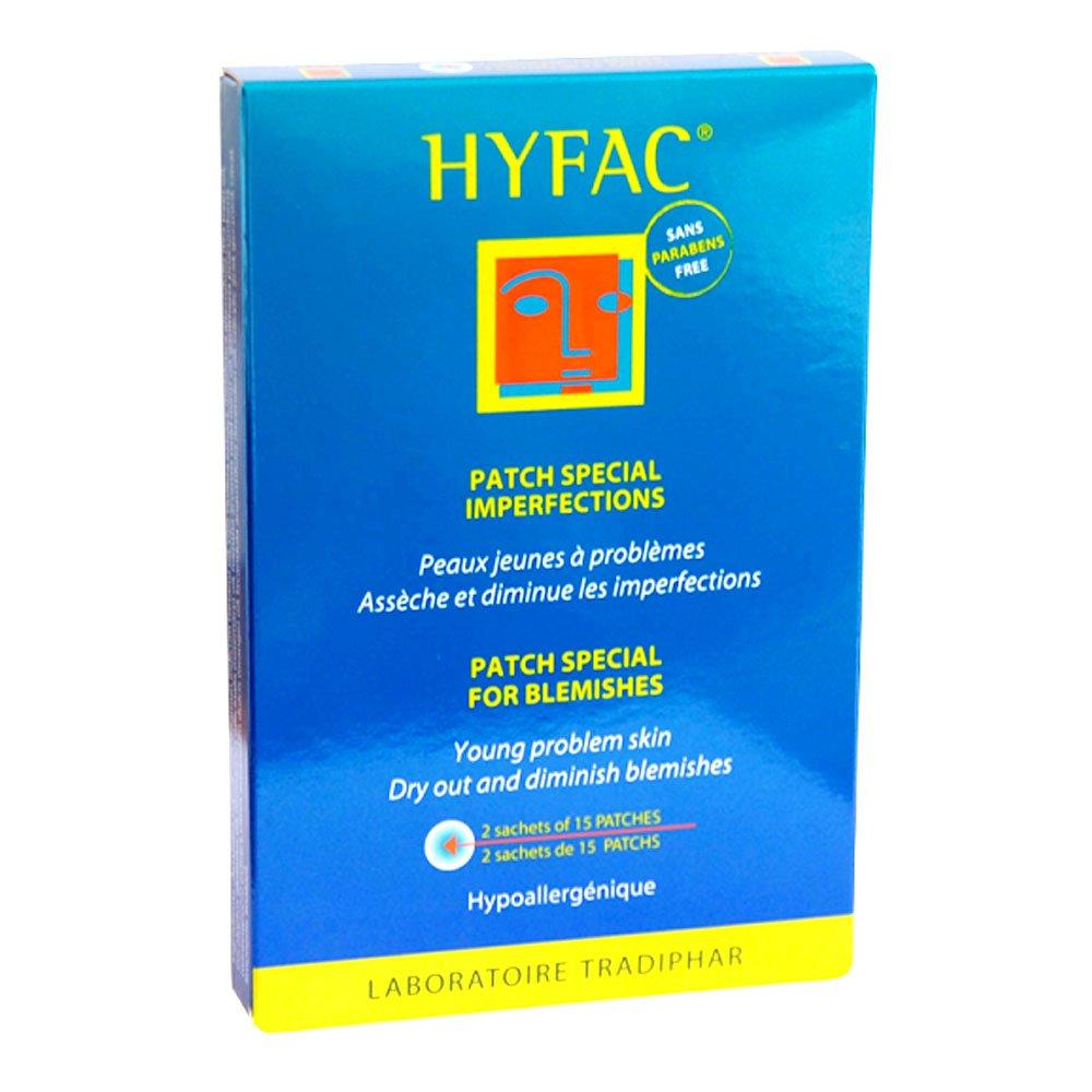Hyfac Patch Spécial Imperfections 2 Sachets de 15 Patchs 12177A