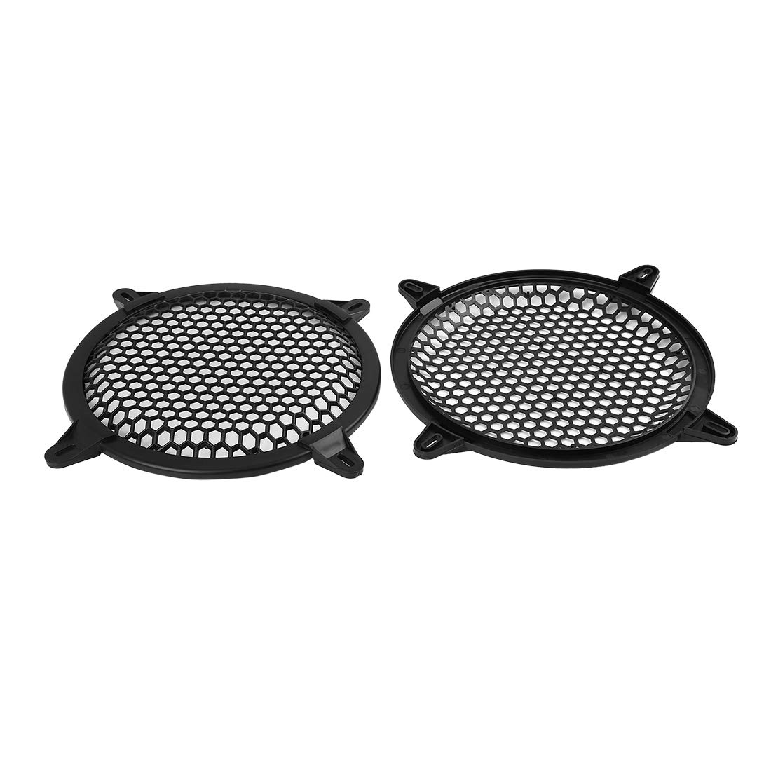 X AUTOHAUX Grill Cover 12 Mesh/ Protector Car Speaker Cover Woofer Subwoofer Grill