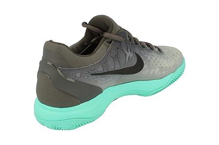 pick up 52666 2e7eb Nike - Zoom Cage 3 Clay Uomo Scarpe da tennis, grau  Amazon.it  Sport e  tempo libero