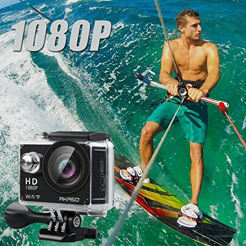 AKASO Action Camera 1080P HD
