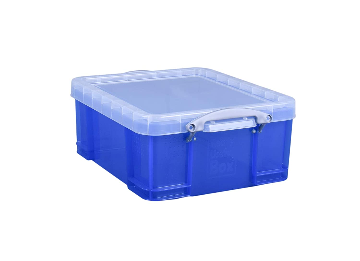 Really Useful Storage Box 18 Litre White Strong Really Useful Products Ltd 18WSTR