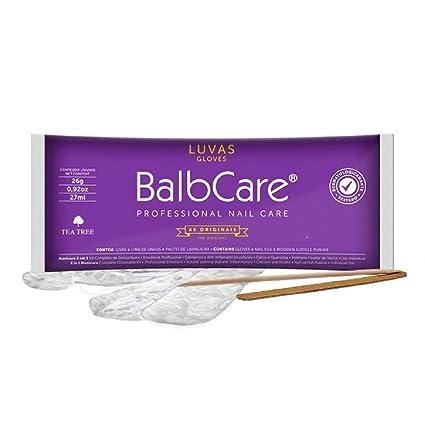 Balbcare Express Manicura guantes (Reino Unido solamente)