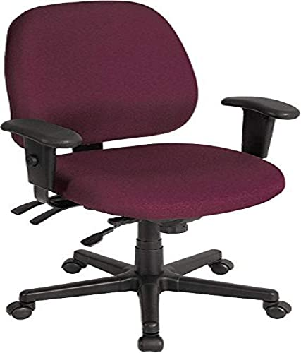 Eurotech Seating 4×4 Multi function Chair, Burgundy