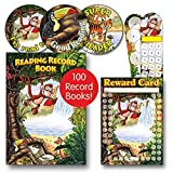 Primary Teaching Services Jungle Design Literacy Record Book (Pack of 100)