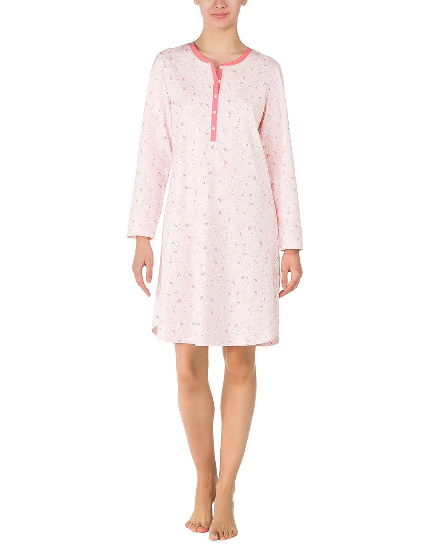 Calida Damen Nachthemd Nightshirt Ellis Island