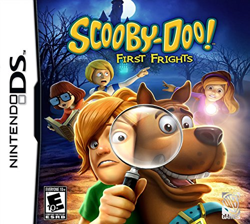 [Scooby Doo! First Frights NDS] (Good Story Book Character Costumes)