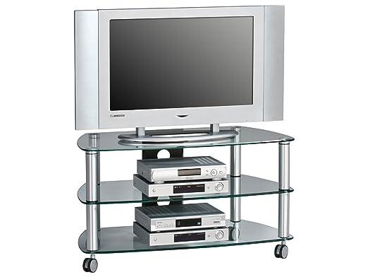 TV Carro Televisión mesa alta fidelidad mueble bajo armario ...