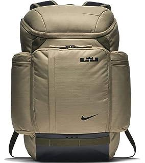 Nike Lebron James LBJ Backpack BA5563-209 Neutral Olive Olive Canvas Black  One fa582dbb78e34