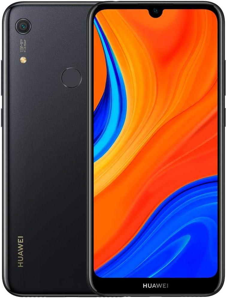 Huawei Y6s (2019) Dual SIM 32GB 3GB RAM Orchid Blue: Amazon.es ...
