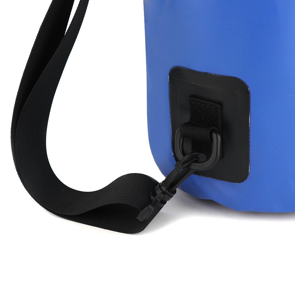 b0474f0e46c7 KEMIMOTO,Floating Waterproof Dry Bag 10L Roll Top Sack Keeps Gear ...