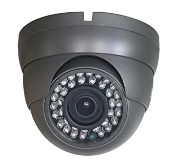 4 x Night Vision  CCD DOME Security Cameras 550TVL