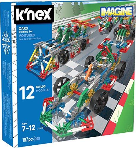 Knex - Cars Building Set - Car Race Knex