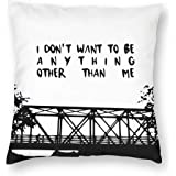 Life department store One Tree Hill- Bridge_ Throw Pillows Covers Cushion Case Pillowcase Home Sofa Home Decor Modern 18 X 18 Inch