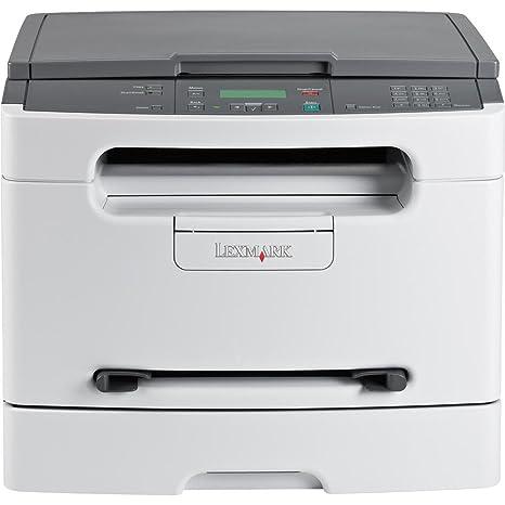 lexmark x203n scan center