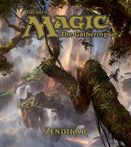 The Art of Magic: The Gathering - Zendikar