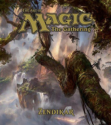 The Art of Magic: The Gathering - Zendikar (1) ()