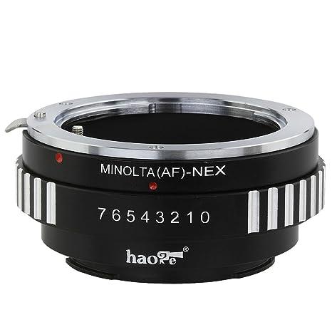 NEX-5 NEX-6 A6000 A6300 A7 A7R, etc TILT Nikon F to Sony E Mount Adapter for Nikon F Mount Lenses to Sony E NEX Cameras