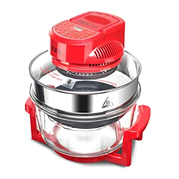 Sartén sin aceite sartén inteligente olla de salud olla de aire freidora máquina máquina pote multifunción: Amazon.es: Hogar