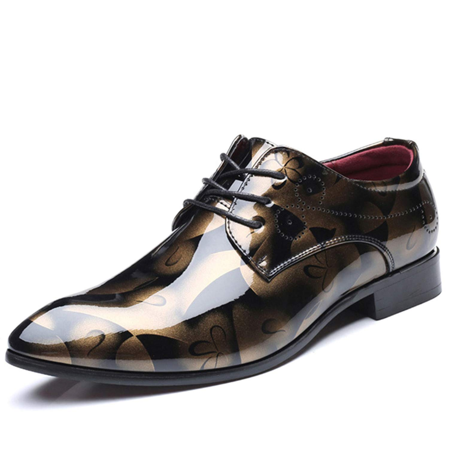 Men's/Women's Oxford Shoes for Men Dress Shoes Shoes Shoes Men Formal Shoes Pointed Toe Business Wedding Plus Size 49 50 RME-308 Complete specification range High quality and economy Various HV5766 c81fbf