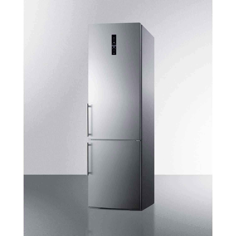 12.8 Cu. Ft. Frost-Free Refrigerator-Freezer, Platinum