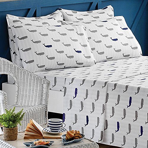 Whale Sheets - 4