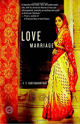 Love Marriage Novel V Ganeshananthan product image