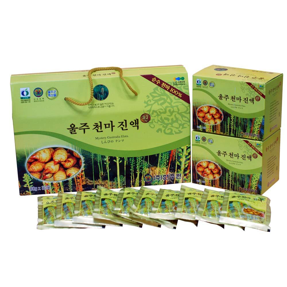 Hanjuwon Mystery Gastrodia Elata 80g x 30pack Well-Being Health Care
